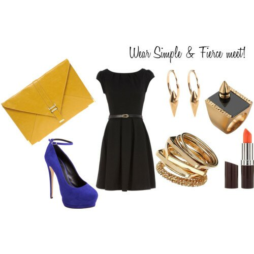 Wear Simple & Fierce Meet