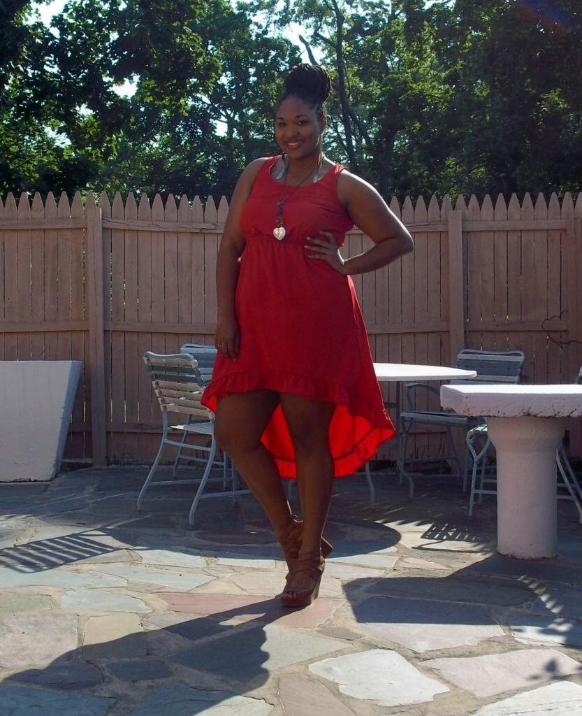 Rewind My Red Dress