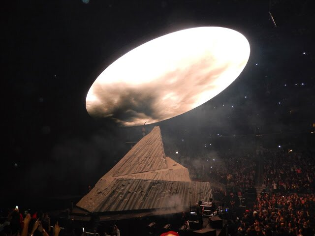 The YEEZUS TOUR told us don't Listen to Him