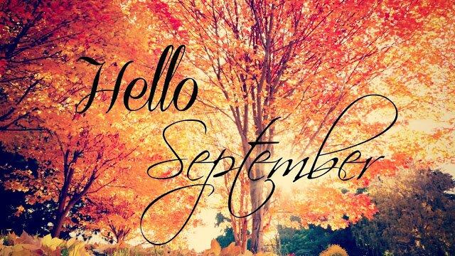 September Inspirational & Motivational Challenge
