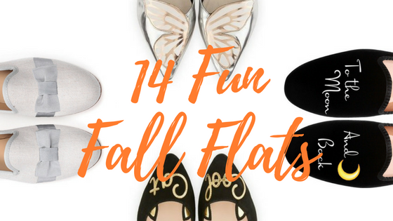 Fall Flats; 14 Must-Haves