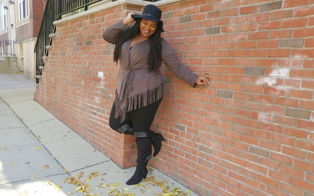 Fall Fringe| Style Diary