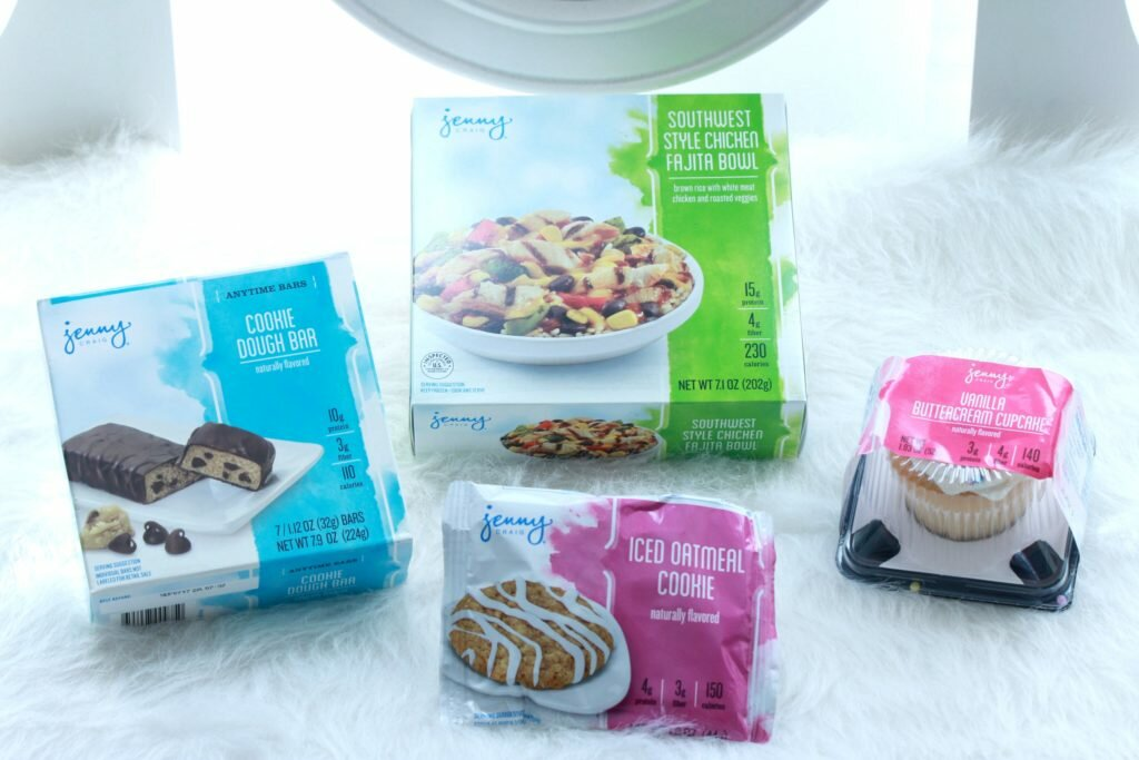 getting healthy with jenny craig