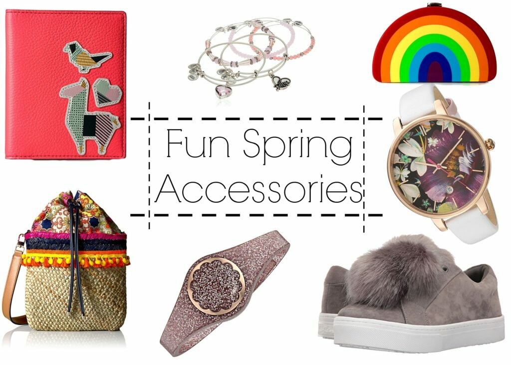 Fun Spring Accessories
