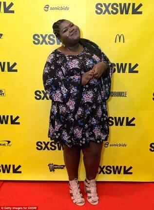 Gabourey Sidibe Slays SXSW