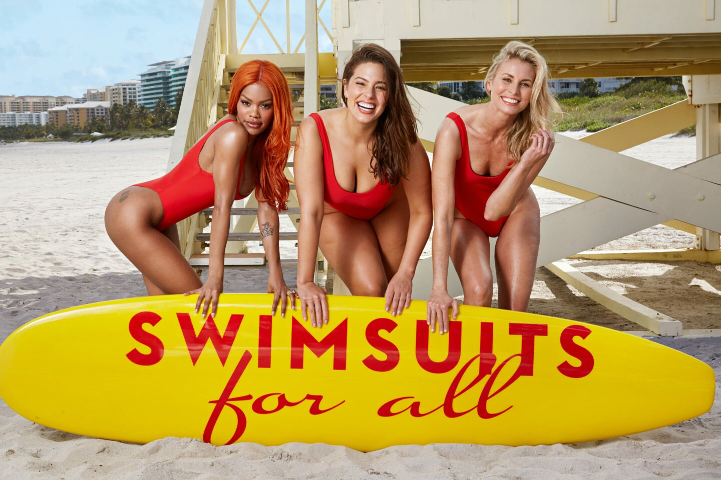 Swimsuits for All brings baywatch back to life