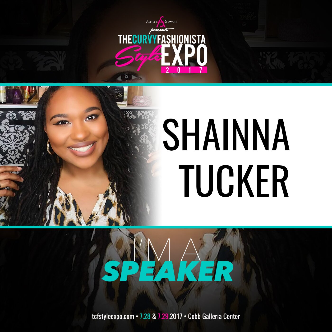 Speaking at The Curvy Fashionista Style Expo