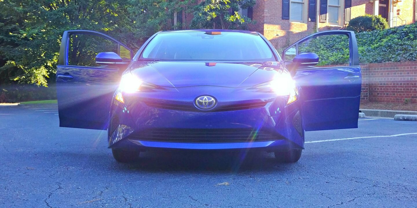 Trippin' with the 2017 Toyota Prius