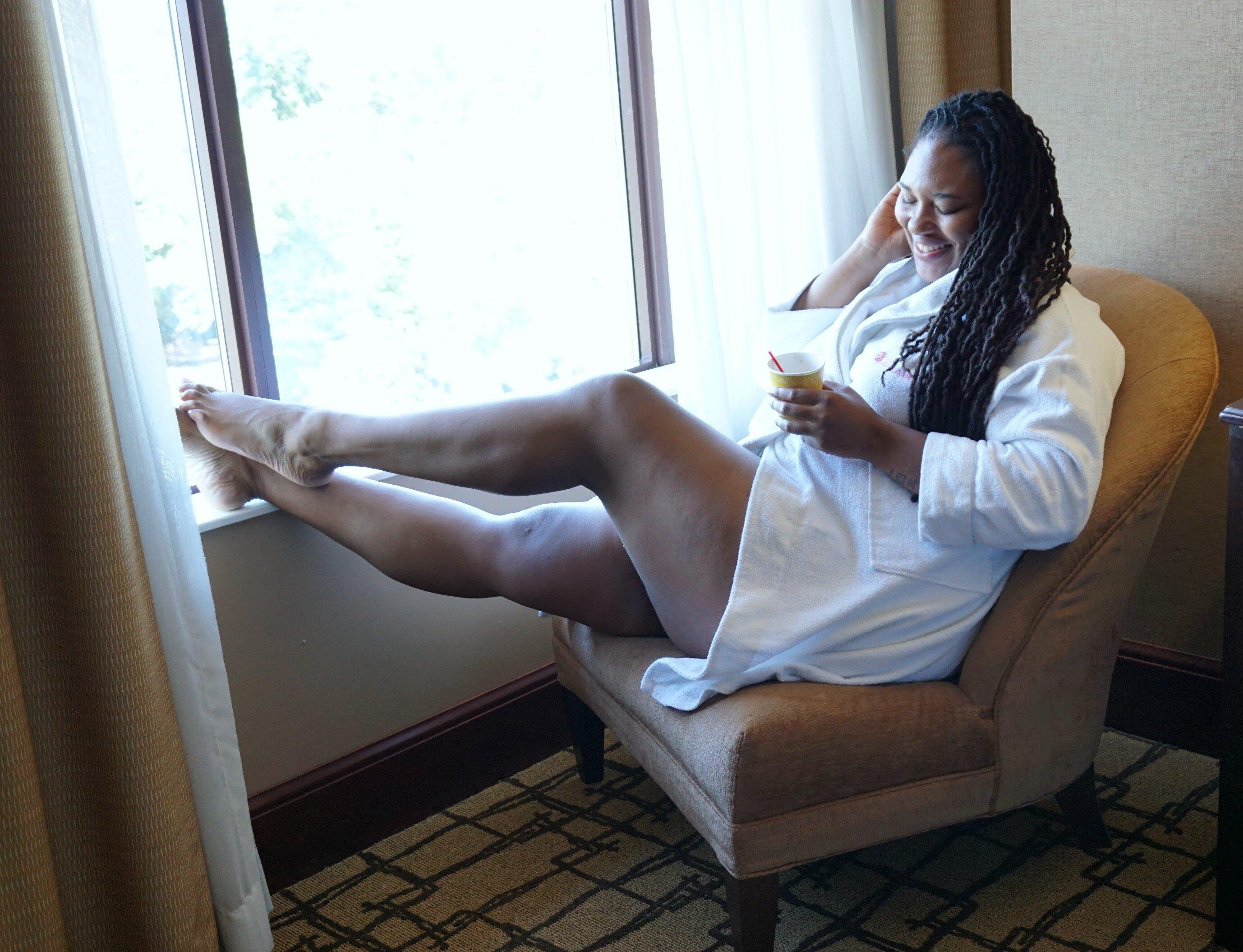 Stay at the Garden; Hilton Garden Inn Atlanta