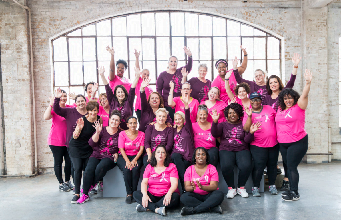 Lane Bryant Team up with the Breast Cancer Research Foundation