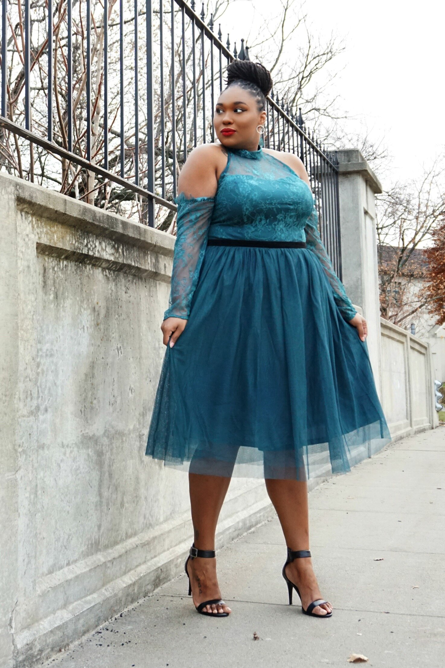 Tulle & Lace| Holiday Week 2017