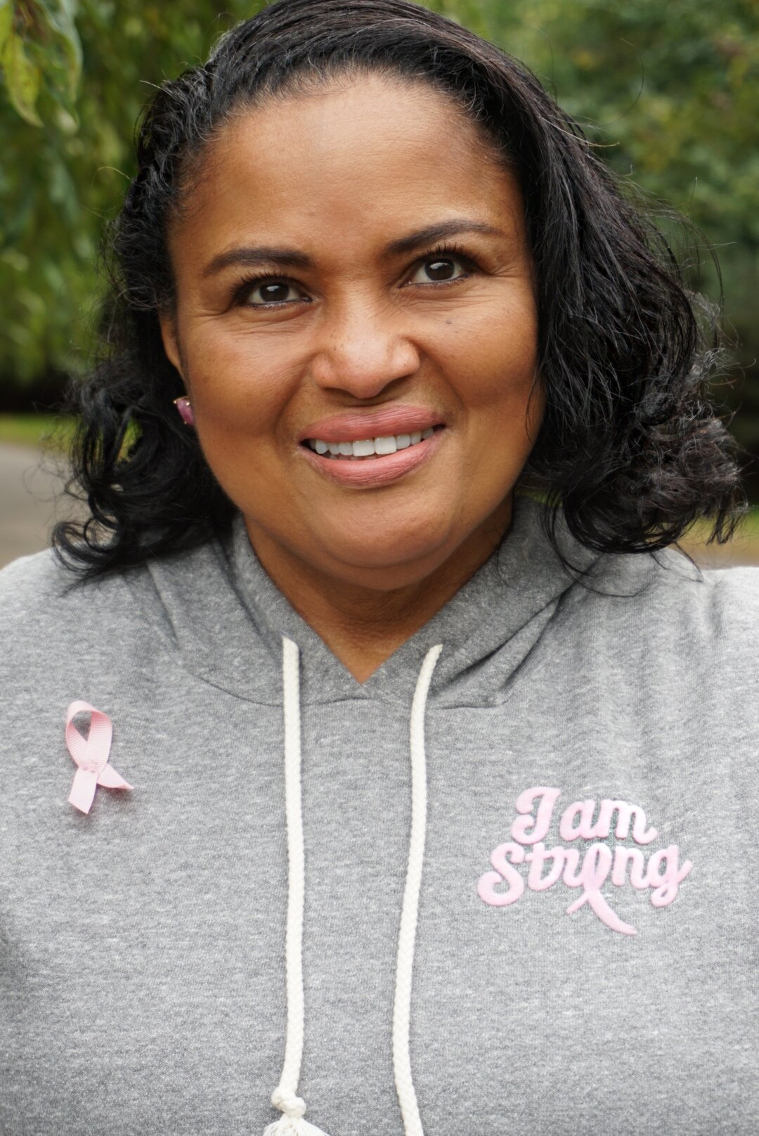 I Am Strong; Breast Cancer Awareness with Lane Bryant