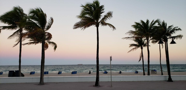 Visit Ft. Lauderdale has it's own charm